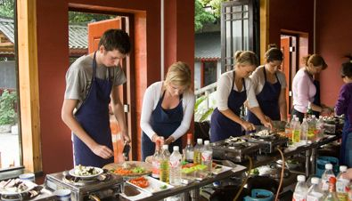 Yangshuo Cooking School in China