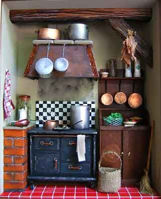 In kitchens is where family spend most of their times, sharing their lives over their favorite comfort foods.