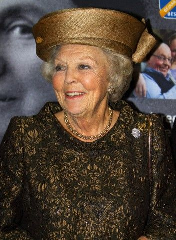 Princess Beatrix, October 31, 2014 | Royal Hats.... Posted on November 1, 2014 by HatQueen.....Princess Beatrix attended the 65th anniversary of the Dutch Cancer Society in Amsterdam on Friday.