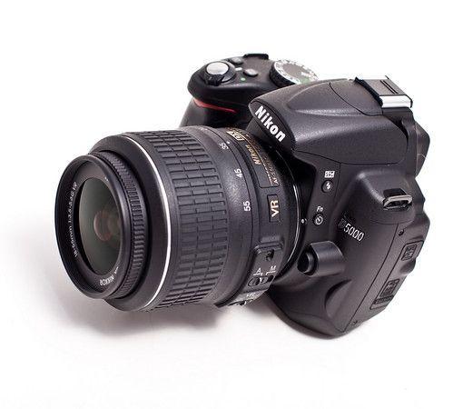 Compatible Lenses for Nikon D40, D40x, D60, D3000, D5000