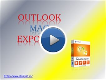 Now its the time to opt for Outlook Mac Exporter the efficient utility to convert Mac produced OLM files to Windows produced EML and MSG files keeping accuracy...