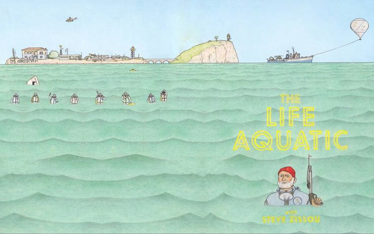 The Life Aquatic | 1 of my faves