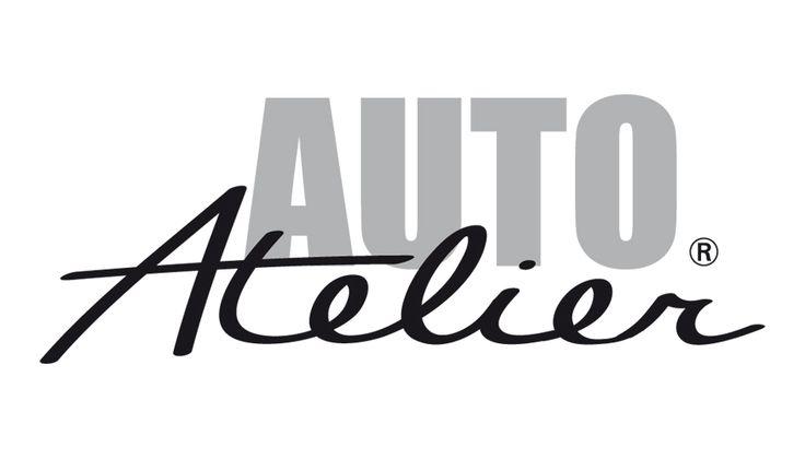 Auto Atelier - Naming #logo #design