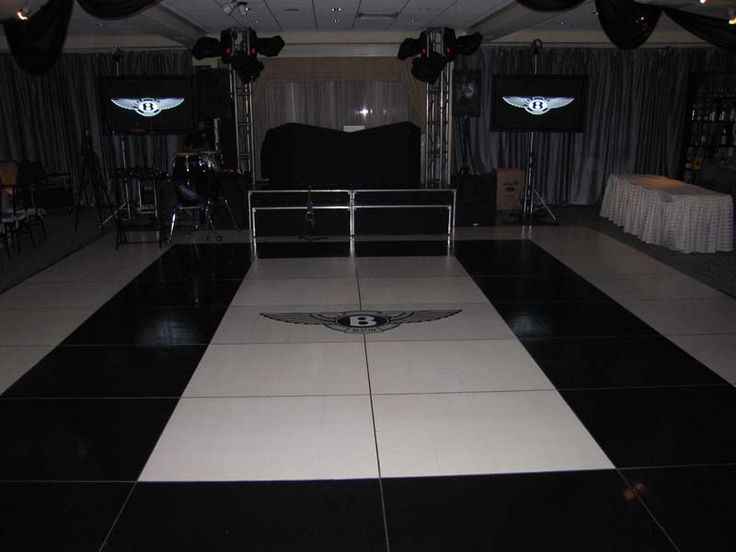 Custom Dance Floor 3