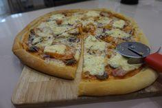 Тесто для пиццы - Andy Chef - блог со вкусом и интернет-магазин