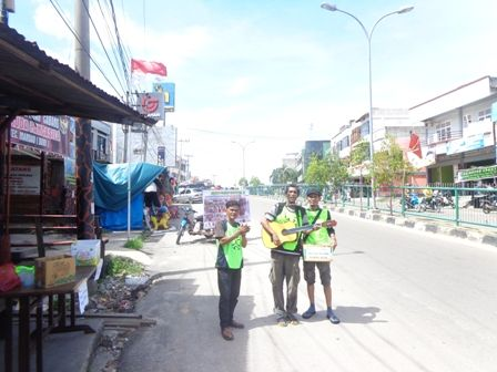 Green Forest Indonesia dan Portal Buana, Penggalangan Dana Untuk Korban Gempa Aceh 2016 – PORTAL BUANA