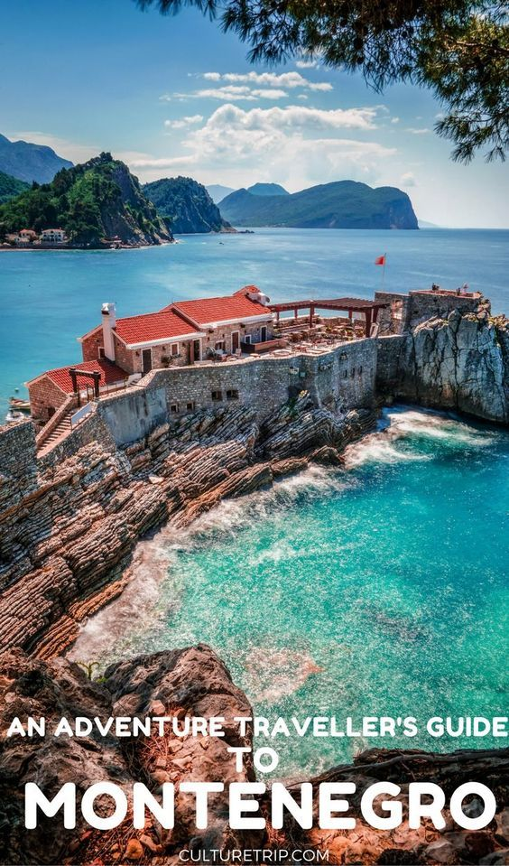The Ultimate Adventure Traveller's Guide to Montenegro|Pinterest: theculturetrip