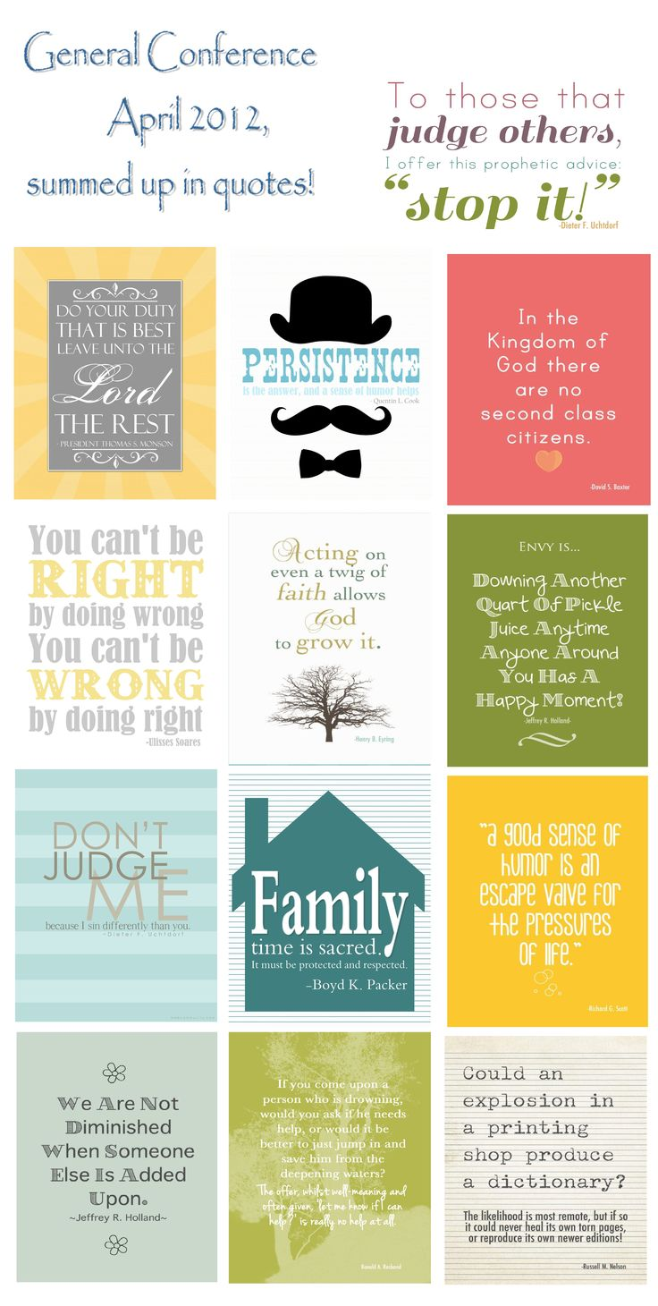 General Conference April 2012 ~ Summed up in Quotes: Conference Printable, April 2012, Freeprintable, 2012 Quotes, General Conference Quotes, Free Printable, Conference April, Printable Quotes, Up Quotes