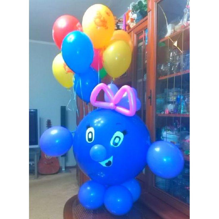 Капитошка с шариками 001
