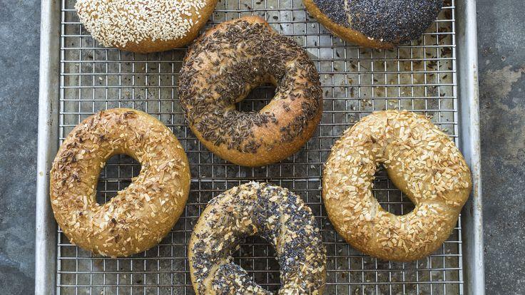 New York Bagels - America's Test Kitchen Recipe