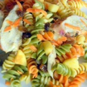 Curry Pasta Salad#Repin By:Pinterest++ for iPad#