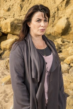 Eve Myles as Claire Ripley in Broadchurch 2