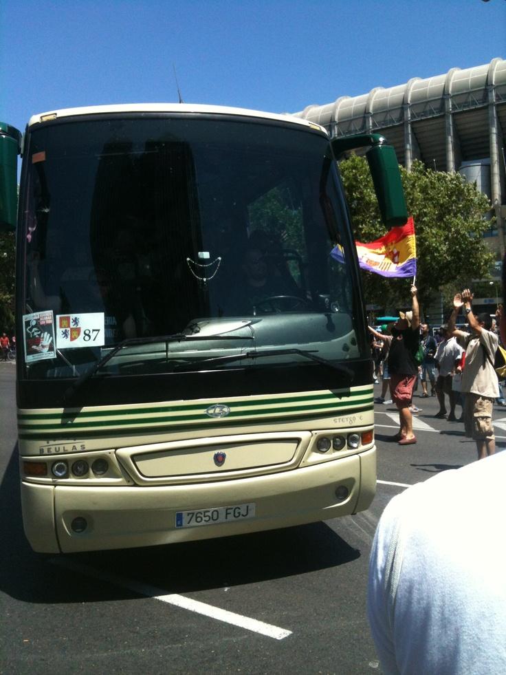 #marchanegra #marchaminera: Spain Strike, Marchanegra Marchaminera