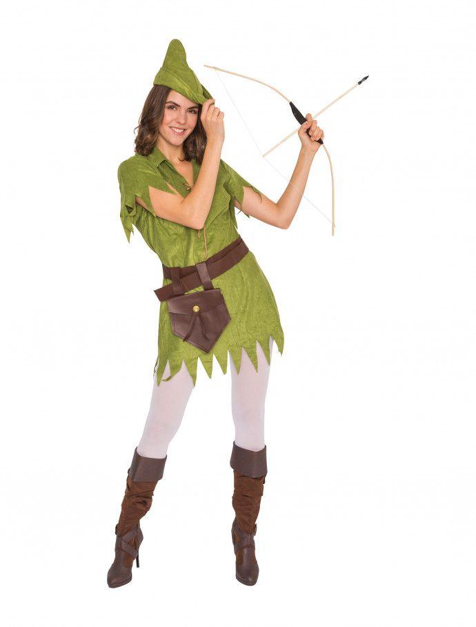 Robin Kleid Grun Fur Karneval Fasching Kaufen Deiters Robin