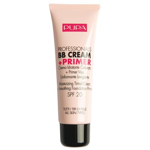 Pupa BB Cream   Primer