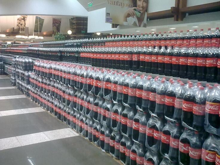 Zaffari, Sao Paulo. How did they stack that?!