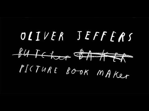 Oliver Jeffers  Picture Book Maker - YouTube