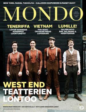Mondo 10/2015 | Mondo.fi