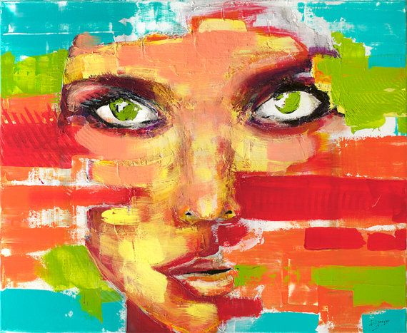 Girl 01 by RescopeGallery on Etsy