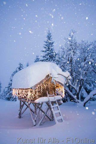 Winter-Wunderland, Schnee-Flocke, Hierarchische Stern, Dass es schneit, Wüten