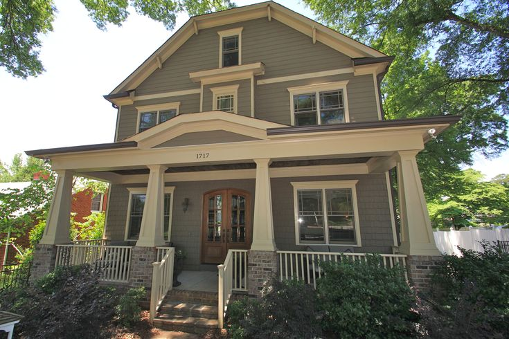 M s de 25 ideas incre bles sobre houses in charlotte nc en for Craftsman home builders charlotte nc
