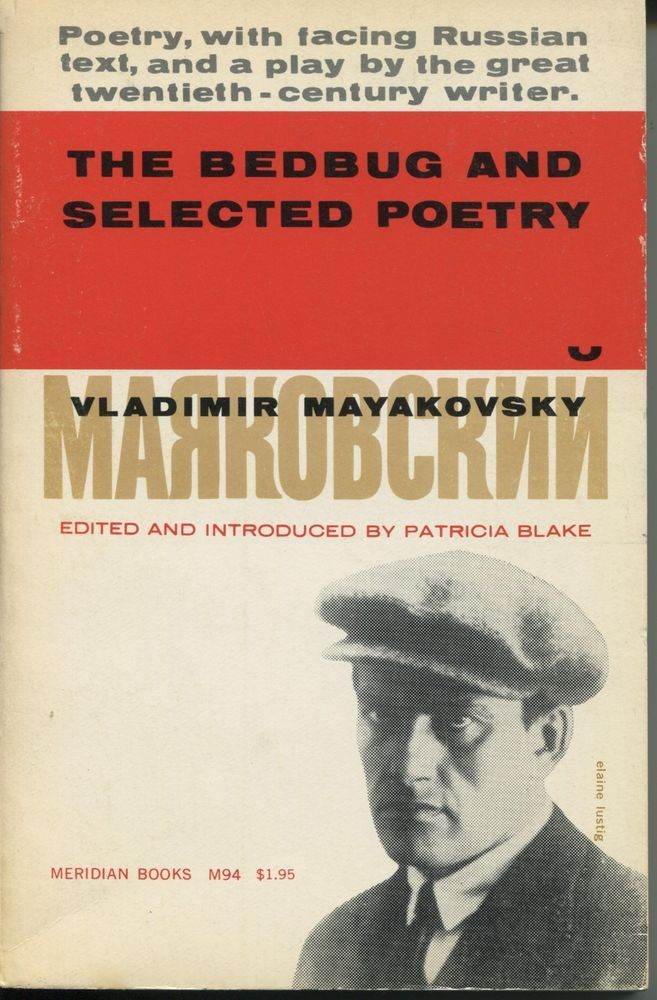 The Bedbug and Selected Poetry, Mayakovsky, Vladimir