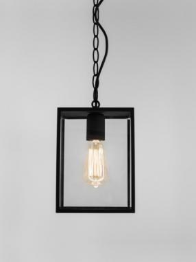 Homestead Box Lantern Pendant