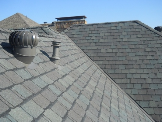Certainteed Grand Manor In Gatehouse Slate Home And
