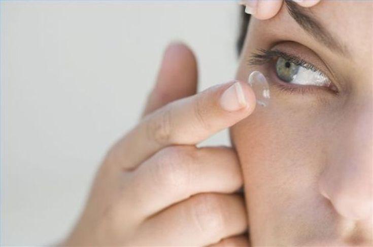 Φακοί+επαφής:Πως+μπορούν+να+βλάψουν+τα+μάτια+σας