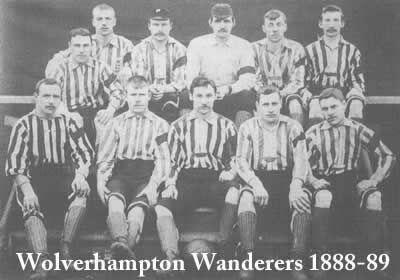 wolverhampton wanderers team group 1888