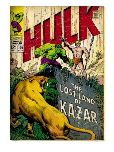 The Incredible Hulk Comics | Marvel Comics Retro: The Incredible Hulk Comic Book Cover #109, the ...