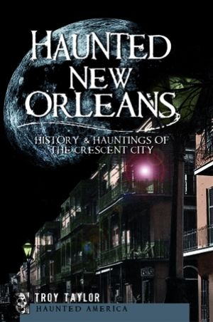"""New Orleans—the Big Easy, the birthplace of jazz, home of Café du Monde and what some call the most haunted city in America. Beneath the indulgence and revelry of the Crescent City lies a long history of the dark and mysterious. From the famous """"Queen of Voodoo,"""" Marie Laveau, who is said to haunt the site of her grave, to the wicked LaLauries, whose true natures were hidden behind elegance and the trappings of high society, New Orleans is filled with spirits of all kinds."""
