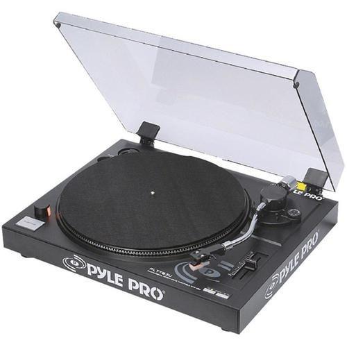 Pyle Pro PLTTB3U Turntable USB Interface for PC Recording
