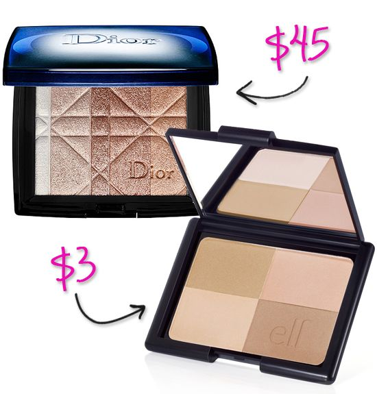 Splurge vs Steal: ELF Makeup Dupes You Can't Resist | Babble