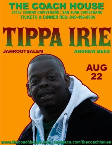 Tippa Irie Net Worth