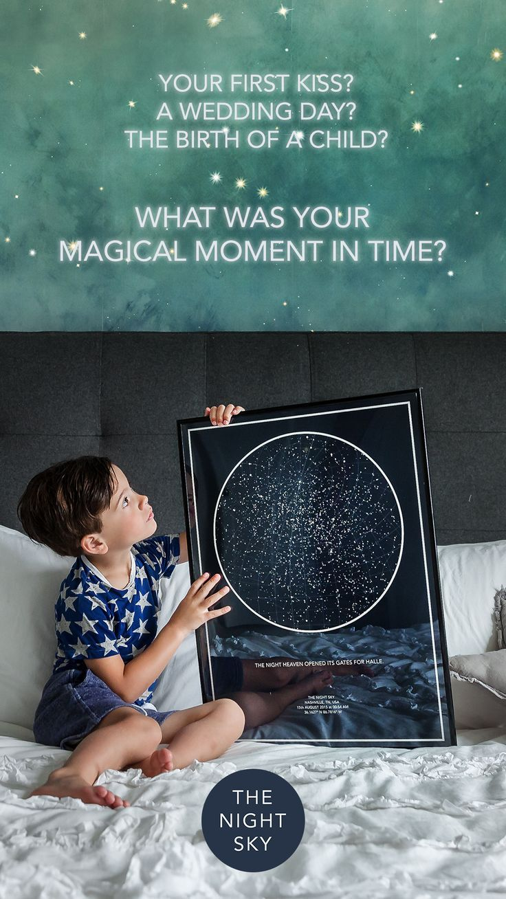 Map The Stars As Seen From A Time And Place Of Your Choice Was It Your First Date Your Wedding Day The Birth Of A Chil Boyfriend Gifts Gifts Christmas Gifts