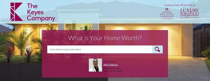 Home Value Estimator by Alexi Altuve