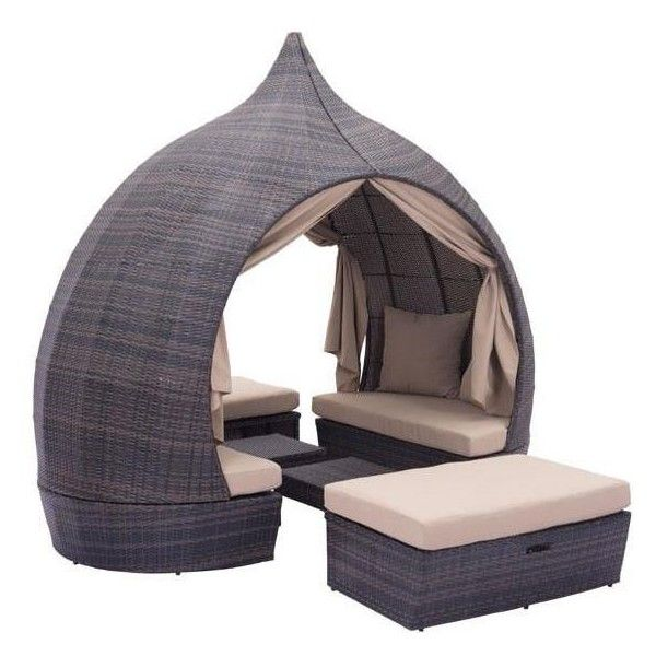 Garden Furniture Bed 25+ best aluminium garden furniture ideas on pinterest | black