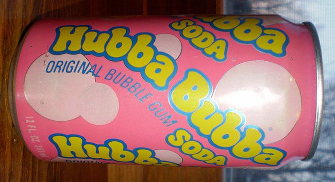 Hubba Bubba soda!??  Discontinued Foods 20 38 Discontinued Foods We Wish Theyd Bring Back