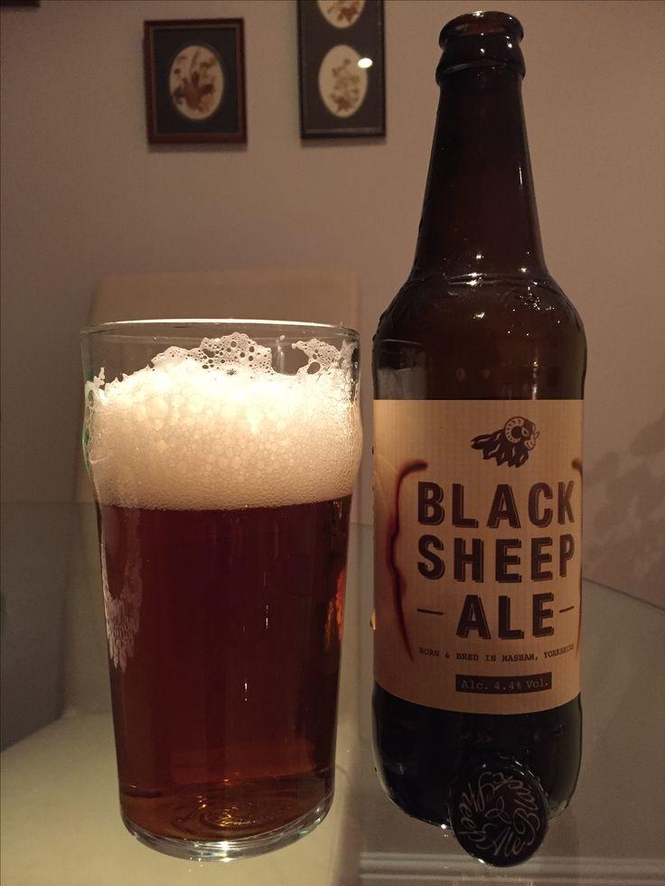 Black Sheep Ale, 2015.11.04