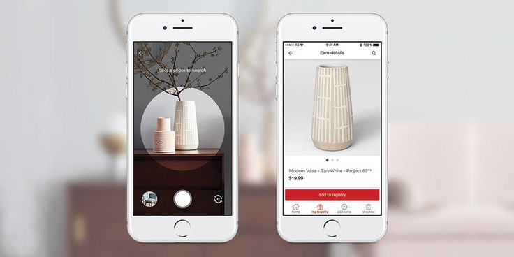 Finding the Perfect Product Is As Easy As Taking a Pic, Thanks to This New Target + Pinterest Collab.