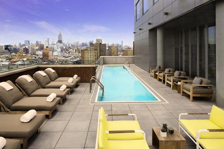 Lounge Turismo - Inauguração do Indigo Lower East Side New York representa a marca de 5 mil hotéis pertencentes ao IHG