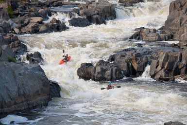 Explore Great Falls Park in Maryland and Virginia: Great Falls