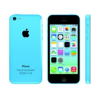 iPhone 5c azul libre reestreno