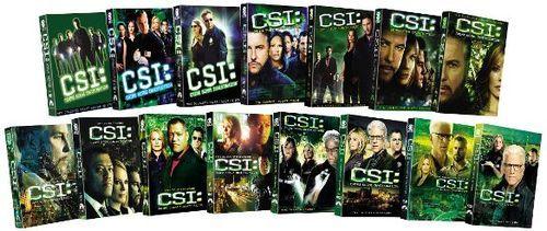 CSI: Crime Scene Investigation: Fifteen Season Pack [DVD]