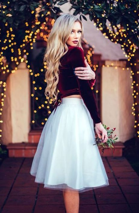 Ideas For Christmas Party Outfit Part - 18: The Best Fabulously Festive Christmas Party Outfits