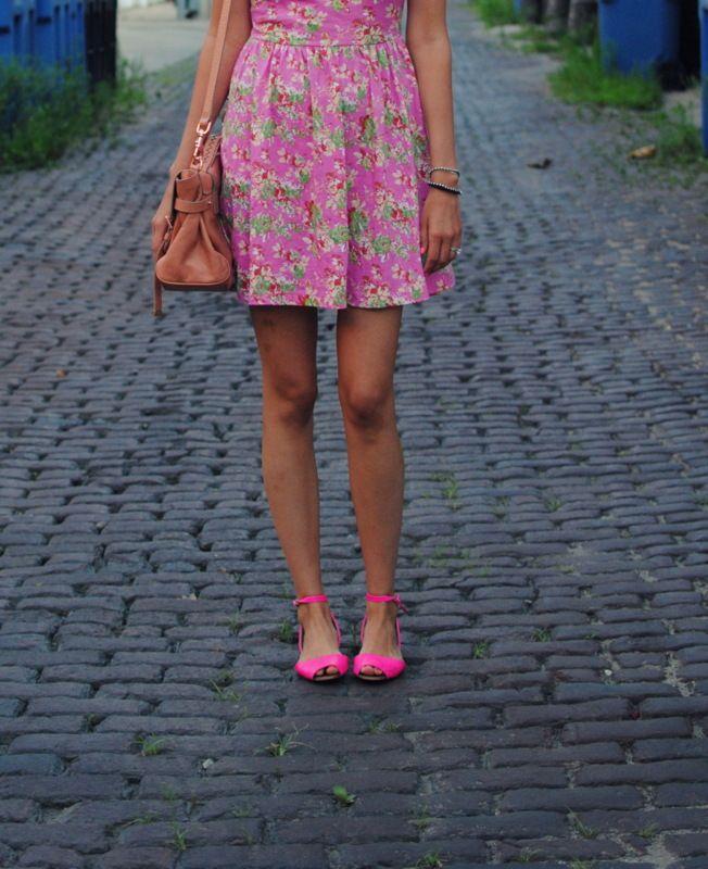 Those Pink Flats