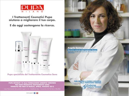 Pupa for Cancer Reserach