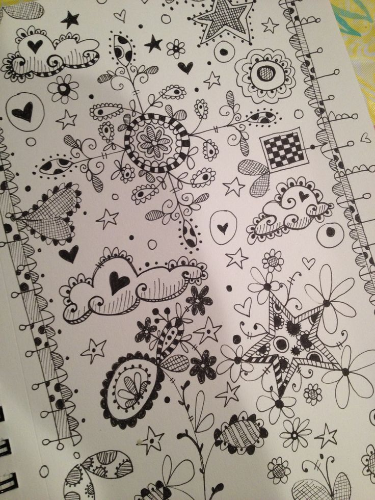 Late night doodles