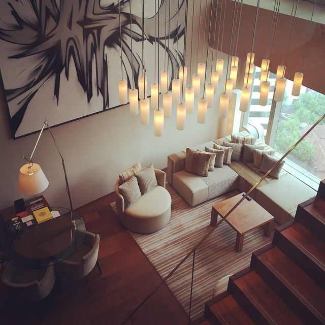 We are fans of the suite life at Andaz Shanghai. Photo courtesy of @euiric.
